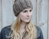 Wool Ear Warmer