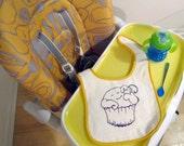 Snuggly Cupcake Bib SALE