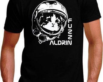 Astronaut Cat Shirt - Cat Tshirt - Kitten Shirt - Cat Lover Shirt - Astronomy Space Shirt - Funny Cat Shirt - Crazy Cat Lady Shirt -