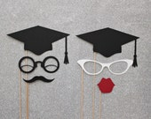 Graduation Photo Booth Props. Class of 2013 Photo Props. Photo Booth