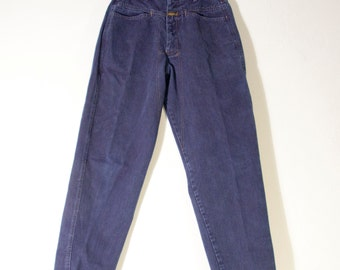 High Waisted Jeans 80s Denim Girbaud