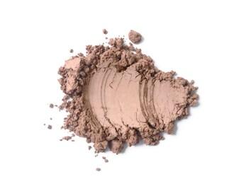 Bronze - Warm Brown Golden Copper Glow Vegan Mineral Bronzer for Medium Skintones - Handcrafted Makeup