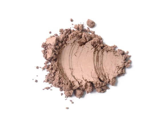 Bronze - Warm Brown Golden Copper Glow Vegan Mineral Bronzer for Medium Skintones - Handcrafted Makeup