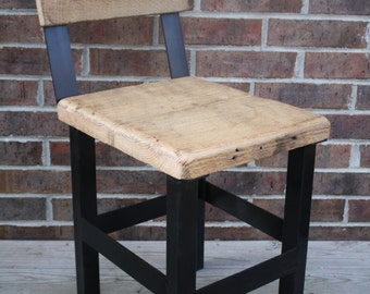 YOUR Custom Handmade Rustic and Reclaimed Barn wood Chairs FREE SHIPPING - CH175F