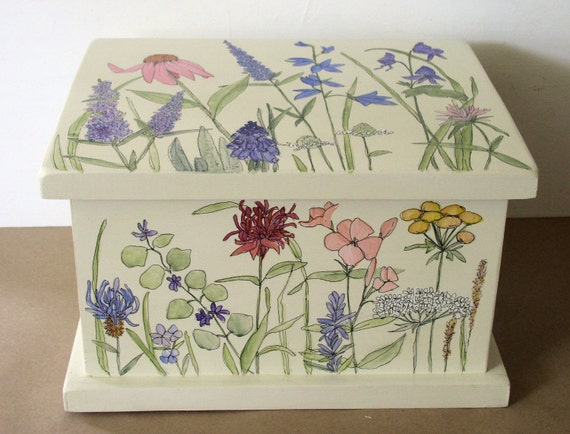 Painted Nature Boxes