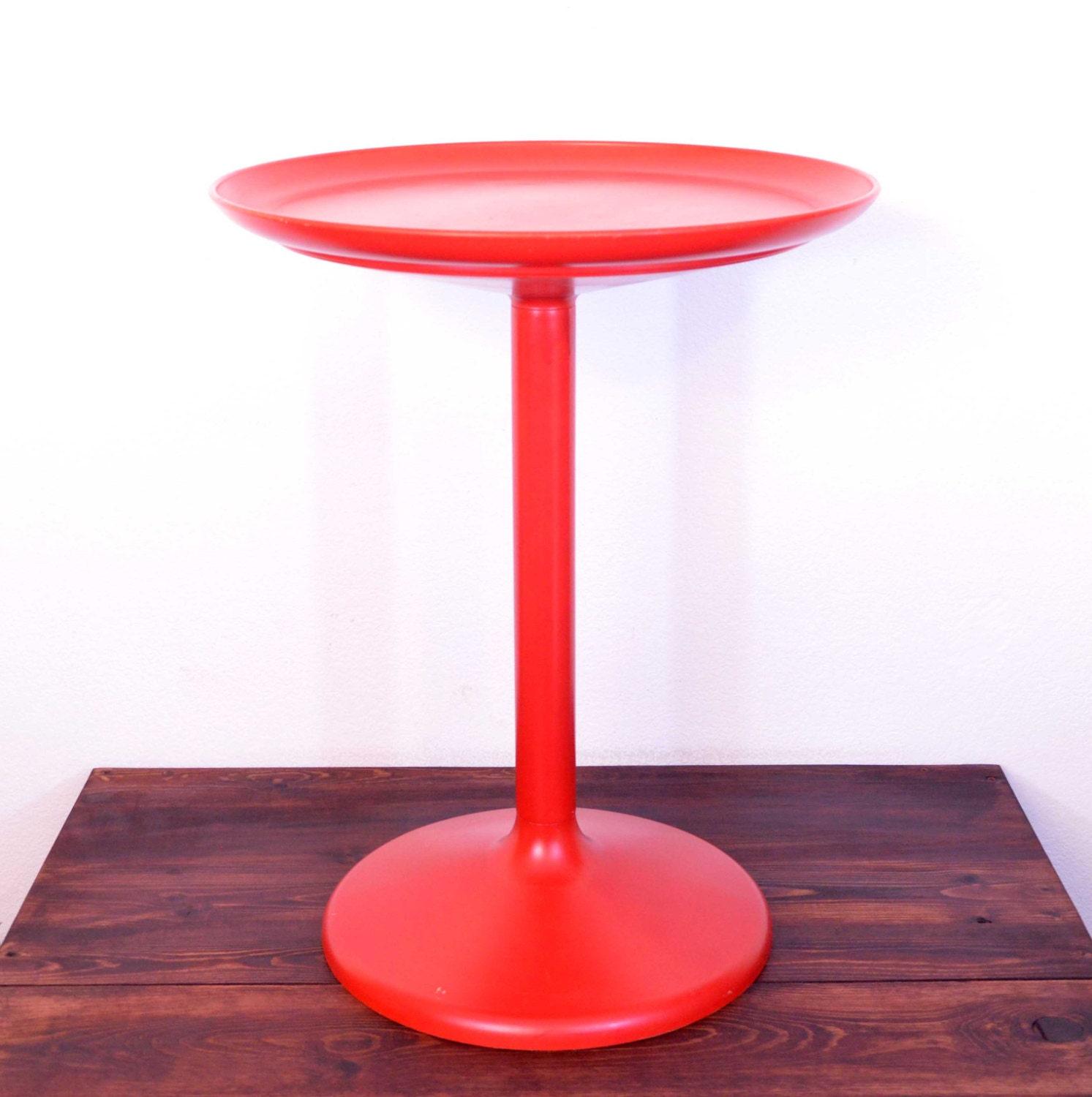 Vintage ikea sandsk r tulip table designed by thomas for Ikea cocktail table