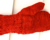 PDF Knitting Pattern for Basic DNA Mittens