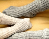PDF Pattern Wedding Socks for the Bride and Groom
