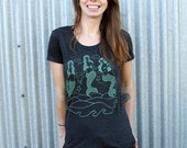 Mermaid Tee - Womens
