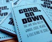 Come on Down - Game Show Zine