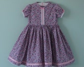 Beautiful party dress for a very special little girl   age 3 to 4 years