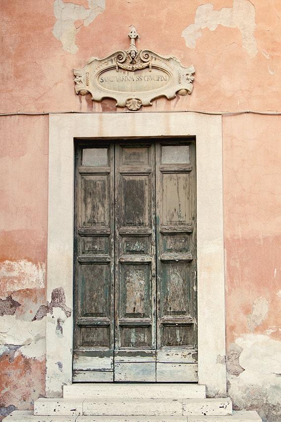 door photo travel photography italy home decor roma fine