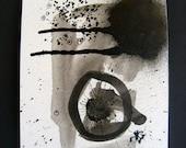 Original Expressionist Art Painting Fine Modern art abstract 8
