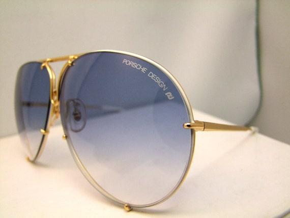 Vintage porsche carrera lunettes de soleil