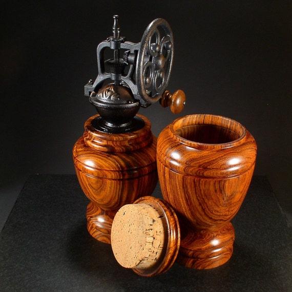 Antique Manual Coffee Grinder