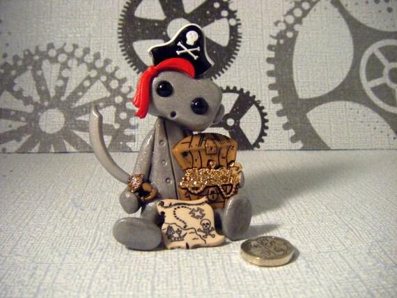 Pirate Robot