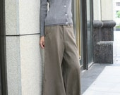 New Design Wide Leg Pants Boho Skirt Pants(more colour and size choice)