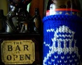 Doctor Who Themed Dalek Beer Bottle or Can Coozie