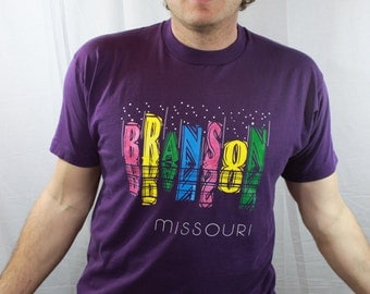 SALE ITEM Vintage Branson Missouri Tee shirt