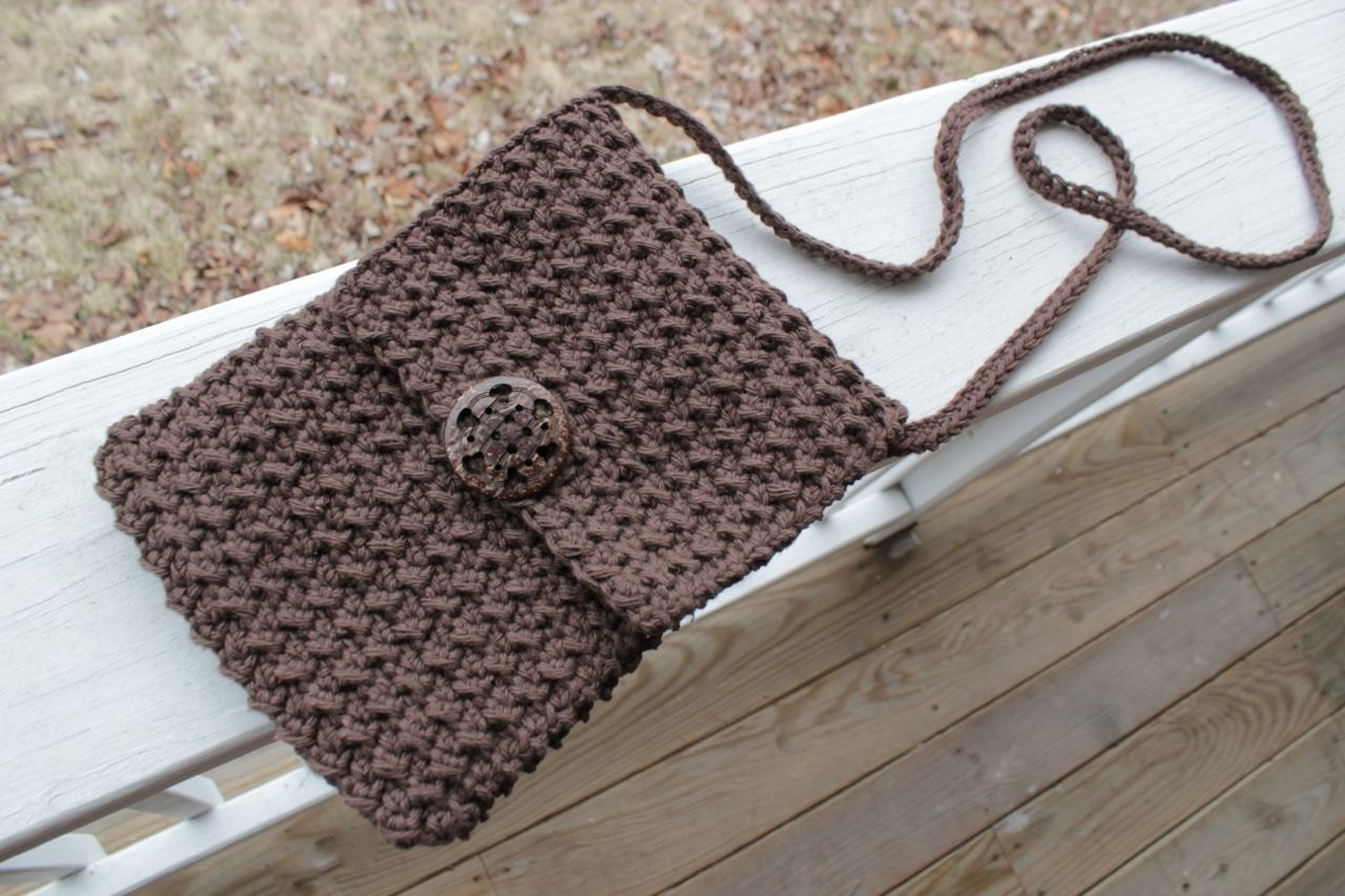 Crochet pattern crossbody bag crochet bag pattern zoom bankloansurffo Image collections