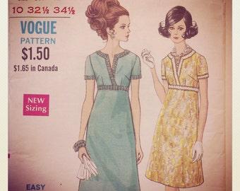 Vogue Pattern 7490
