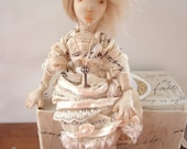 Custom Order Art Doll  Inspired by Your Favorite Character, Story, Poem, or Play