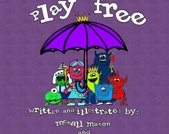 Gender expansive kids' book - princess boy, pink, tomboy, dr seuss, whimsical - teachers love this, LGBT