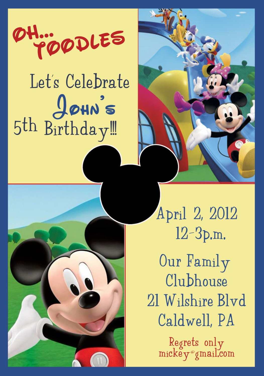 mickey mouse clubhouse birthday invitations gangcraft net mickey mouse clubhouse birthday invitations mickey by cmldesigns birthday invitations