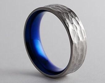 mens wedding band titanium ring mens wedding ring titanium wedding band promise - Mens Wedding Rings Titanium