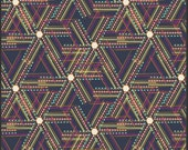 Indie Afro Fusion Dusk Fabric by Pat Bravo for Art Gallery Fabrics - 1 Yard