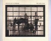 We Are One , Pieces of a Dream Jazz Instrumentals and Jazz R & B Vocals Grover Washington, Elektra LP Vintage Vinyl Record Album