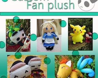 Commission a Custom Fan Plush (DO NOT PURCHASE)