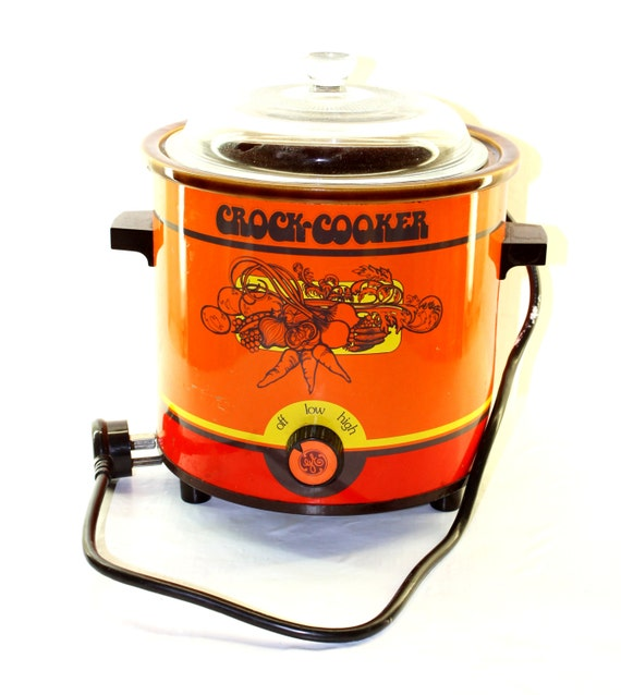 Electric Crock Pot ~ General electric crock cooker pot