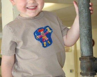 Pirate Boys T-Shirt - Size 4T