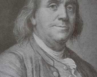 1911 Encyclopedia page Ben Franklin
