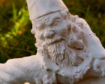 DIY Zombie Gnomes: Lunch Break with Optional Paint Kit