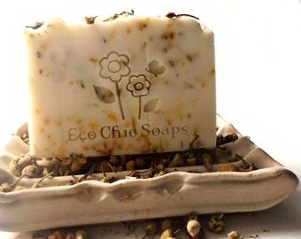 Neroli Chamomile Soap - Shea Butter Soap - Vegan
