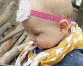 Poncho.Dean CHEVRON INFINITY Scarf- Baby Toddler Kid Teen Scarves