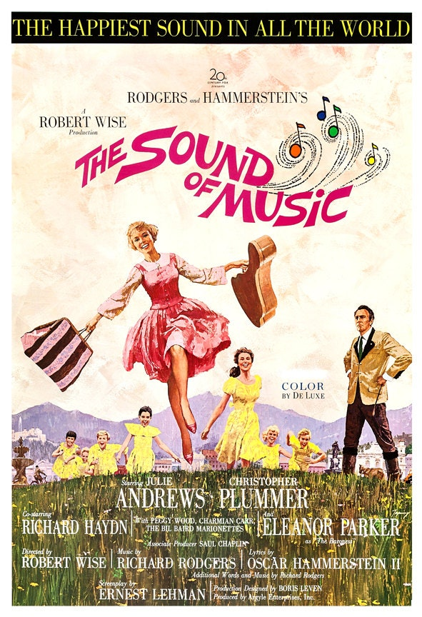 Rodgers Hammerstein Julie Andrews Irwin Kostal The Sound Of Music An Original Soundtrack Recording