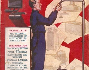 Newnes Practical Electrical Engineering 1932 - SALE