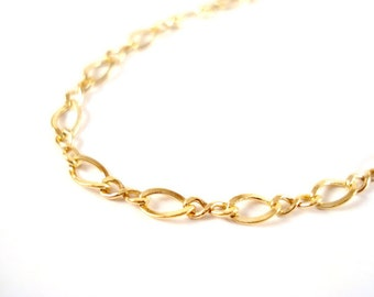 Classic Delicate Gold Bracelet, Thin Gold Chain Bracelet, Simple Gold Bracelet, Dainty 14k Gold Filled Bracelet, Everyday Gold Bracelet