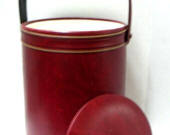 Vintage Georges Briard Ice Bucket/Wine Cooler. Retro,Mid Century,Barware,Holiday Party