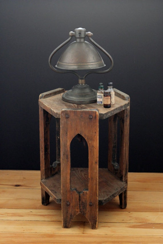 Antique Arts And Crafts Side Table Reserved For By
