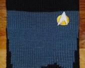 Star Trek TNG tablet sweater - The Doctor