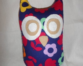 Children's Owl Plush Toy