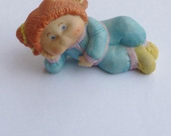 Cabbage Patch figurine
