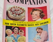 RESERVED-Woman's Home Companion Magazine June 1954