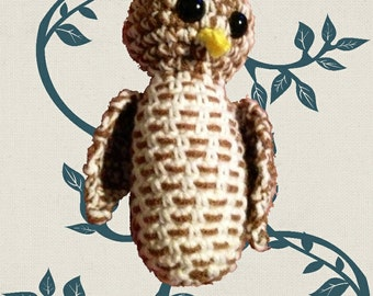 Hoot Hoot the Spotted Owl