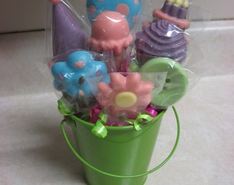 Custom Lollipop Bouquet