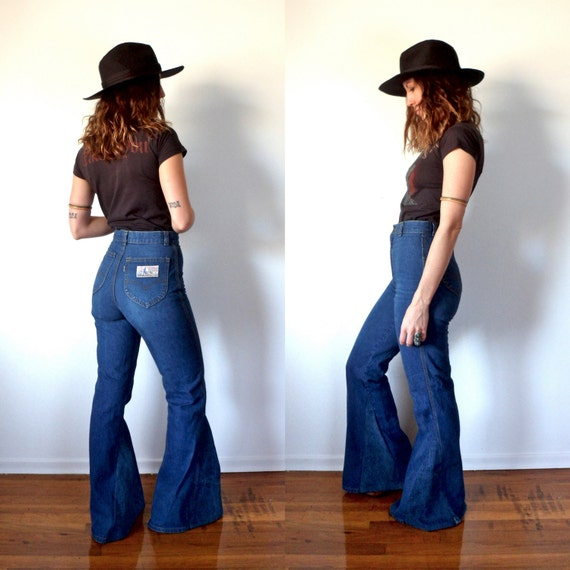 Black belle bottom pants and top